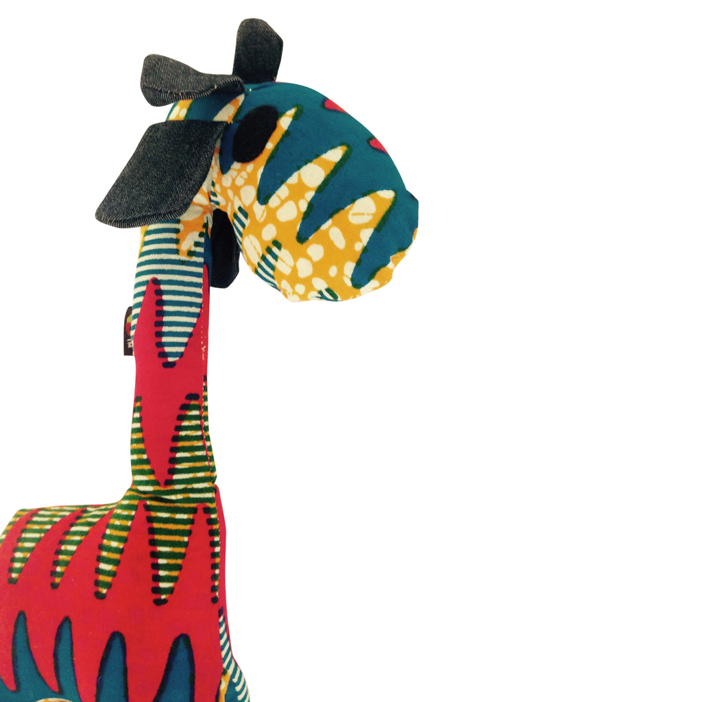 Toys - Ataa The Giraffe Stuffed Animal Toy