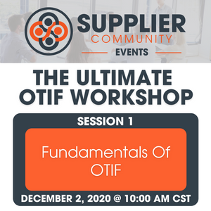 Fundamentals of OTIF