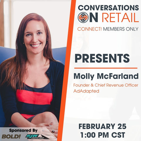 Conversations On Retail With Molly McFarland