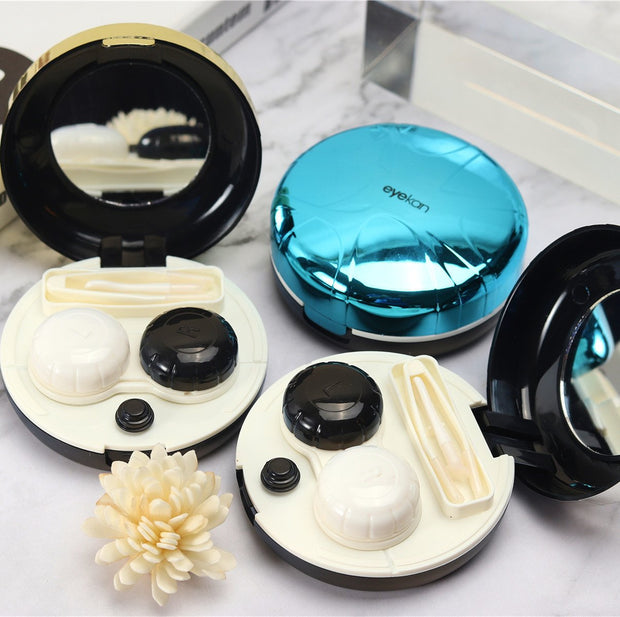 Contact lens case cleaner / frog ultrasonic contact lens cleaner
