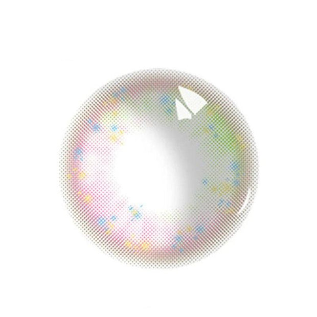 Starry Glitter Tri-Color Contact (12 months) contact lenses