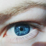 Natural marble blue (12 months) contact lenses