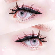 cosplay pink (12 months) contact lenses