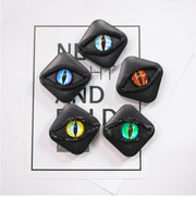 New Original Horror Eye Personality Contact Lens Lens Storage Box