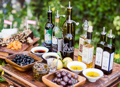 Gourmet Olive Oils | cooking with olive oil