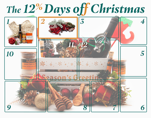 12% Days Off Christmas (SECOND)