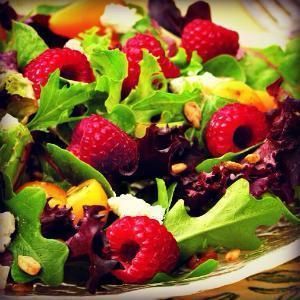 Aged Raspberry Balsamic & Toasted Almond Vinaigrette - EVOO & Vin