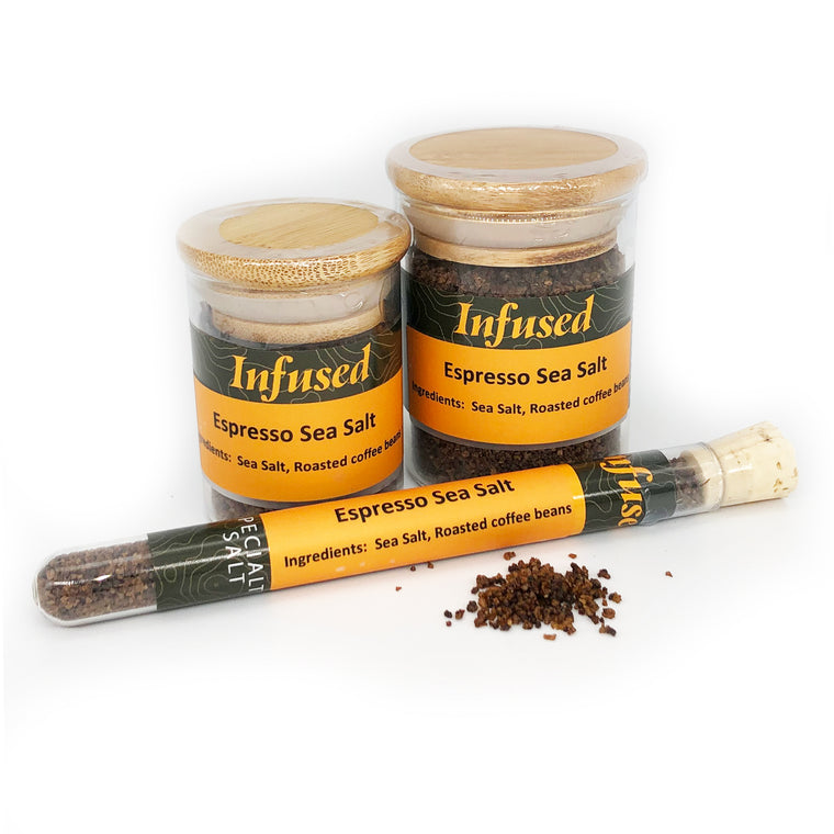 Espresso INFUSED Sea Salt