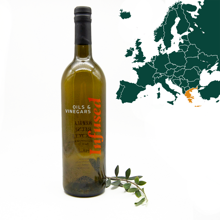 Ultra-Premium EVOO - Greek Athinolia
