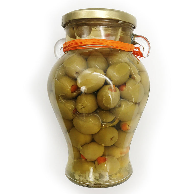 Olives - Orange Stuffed