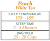 Peach White Tea