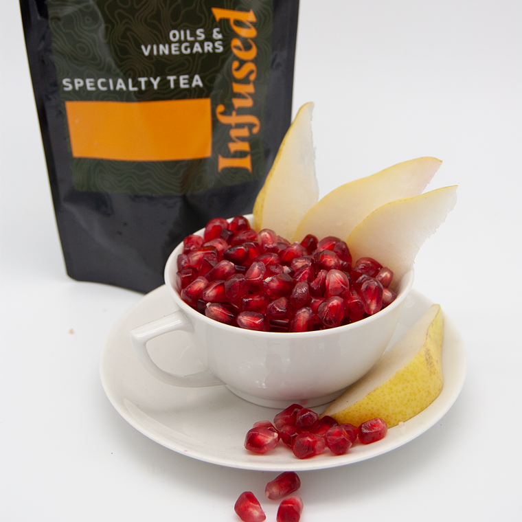 Pear PomegranateBlack Tea