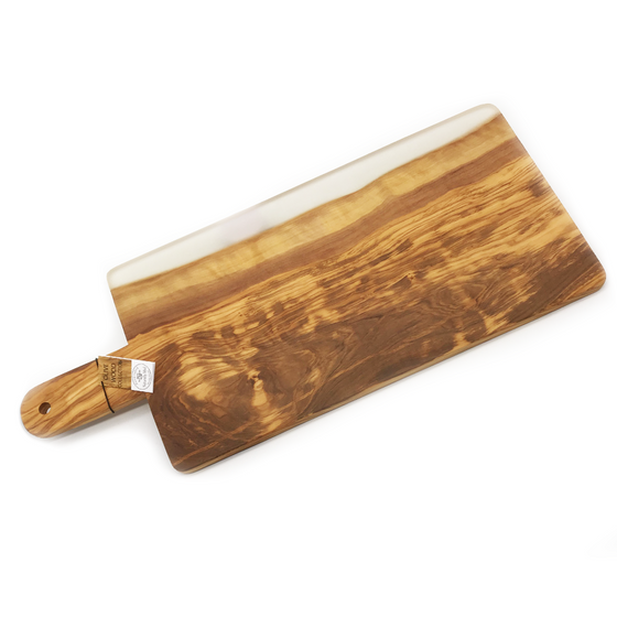 Cutting Board - Olive Wood & Resin
