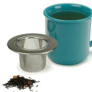 SS Basket Tea Strainer