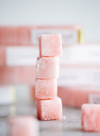 Grapefruit Infused Sugar Cubes