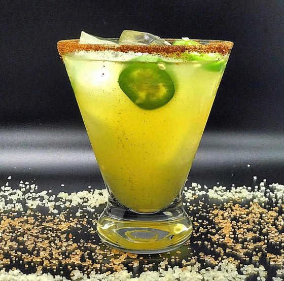 Jalapeno Margarita by Chef Tito