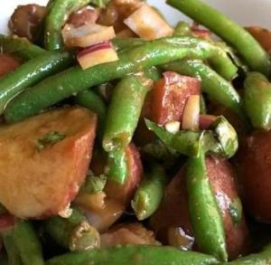 Dilled Green Bean and Potato Salad