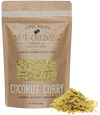 Coconut Curry Nutcrumbs