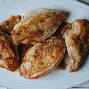 Smokey Chocolate Apricot Chicken