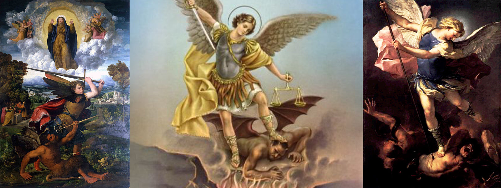 History of St. Michael the Archangel