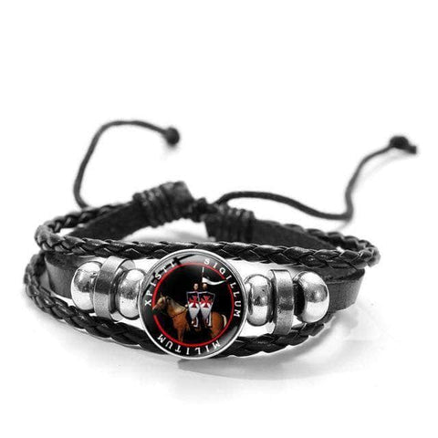 Knights Templar Bracelet Horsemen of the Order