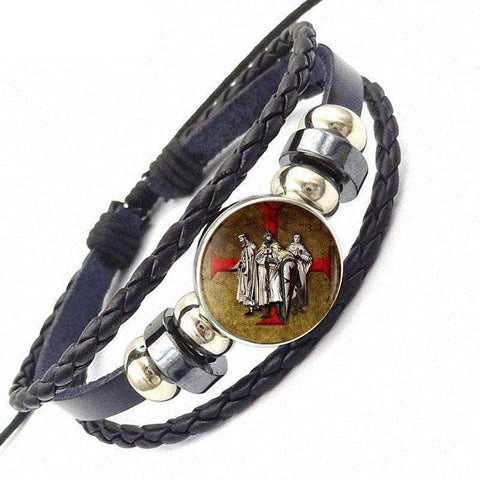 Knights Templar Bracelet Soldiers of Christ