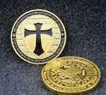 knights of templar coin