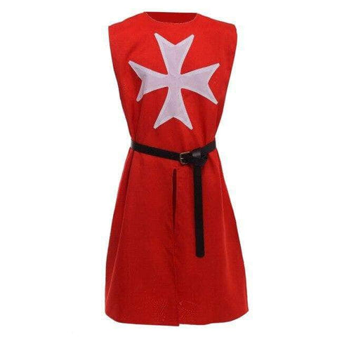 Knights Templar Outfit Teutonic Red Cross