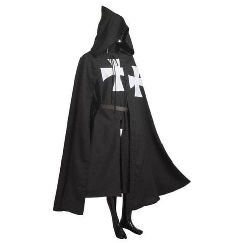 Knights Templar Outfit Maltese Cloak