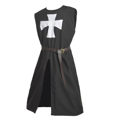 Knights Templar Outfit Maltese Cross
