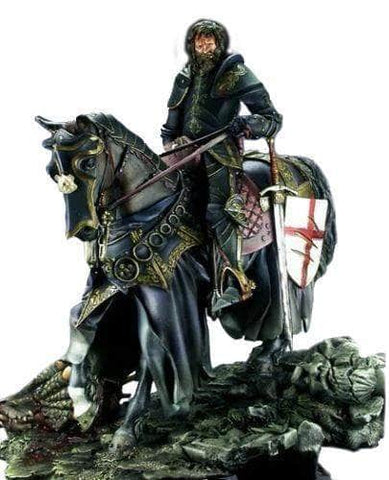 Knights Templar Figurine Knight of the Order