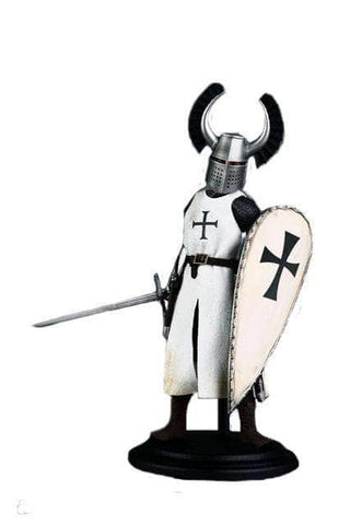 Knights Templar Figurine Teutonic Knight