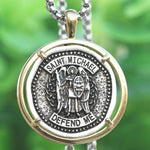 archangel michael protection necklace