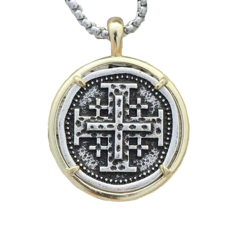 Holy Sepulchre Templar Necklace