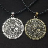 grand master templar necklace