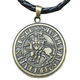 Templar Seal Necklace