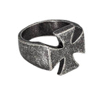 Knights Templar Ring Ancient Cross