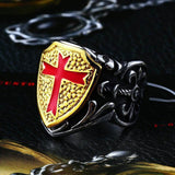 knights templar original ring