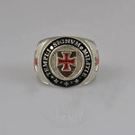 Knights Templar Ring Crosses