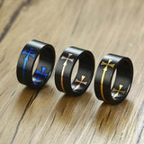 Knights Templar Rings colors