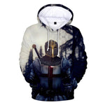 Knights Templar Hoodie Fighter