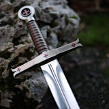 Knights Templar Sword Jacques de Molay