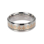 Masonic Ring Titanium