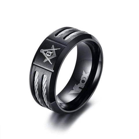 Masonic Ring Impartiality