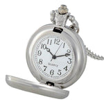 Templar Pocket Watch Grey
