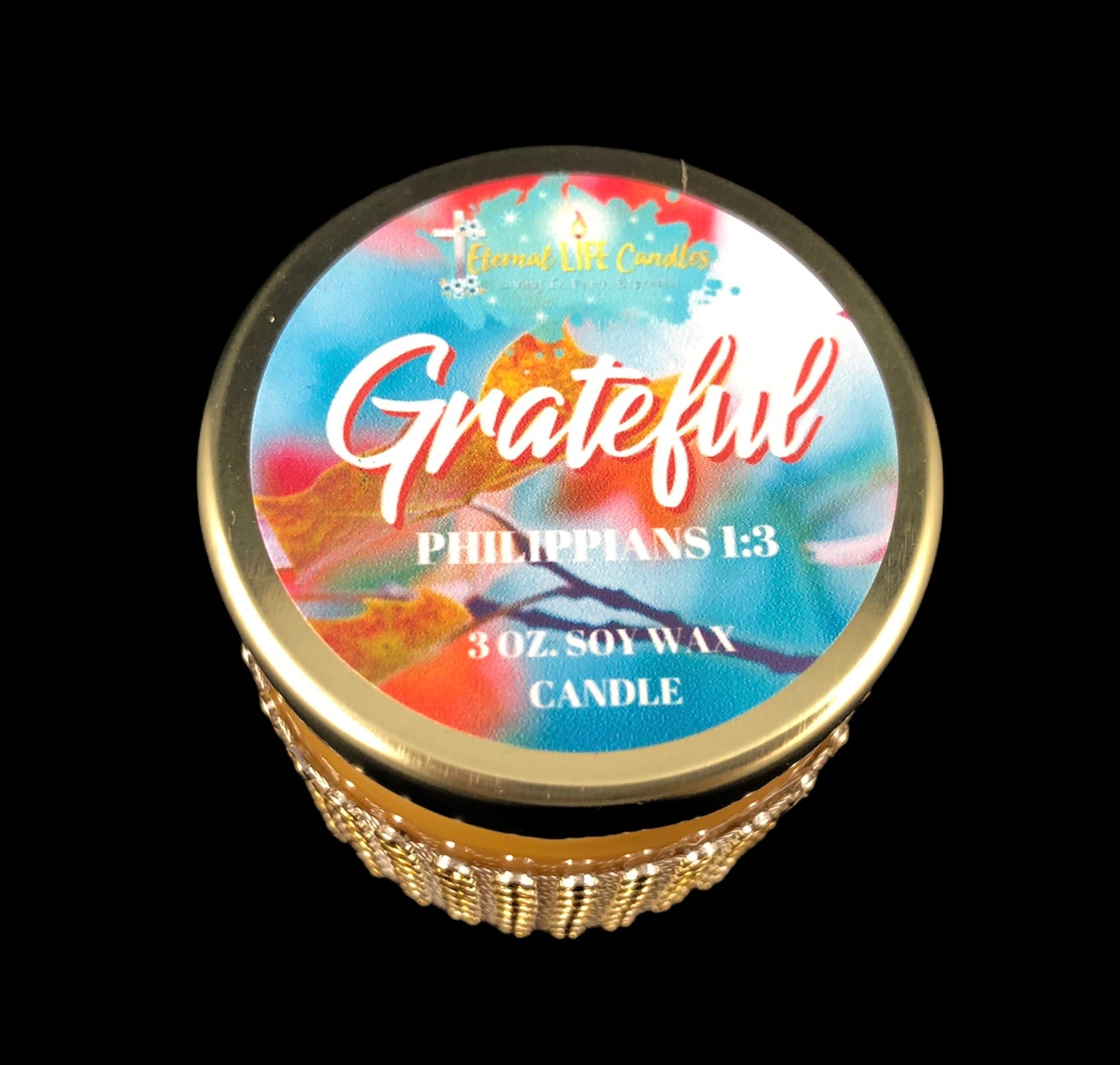 Grateful Favored Candle
