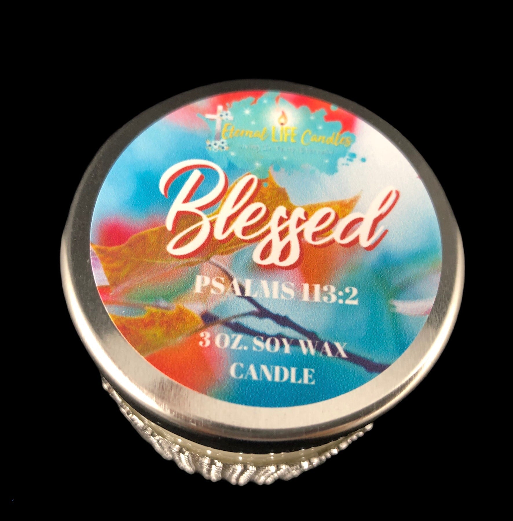 Blessed Favored Candle