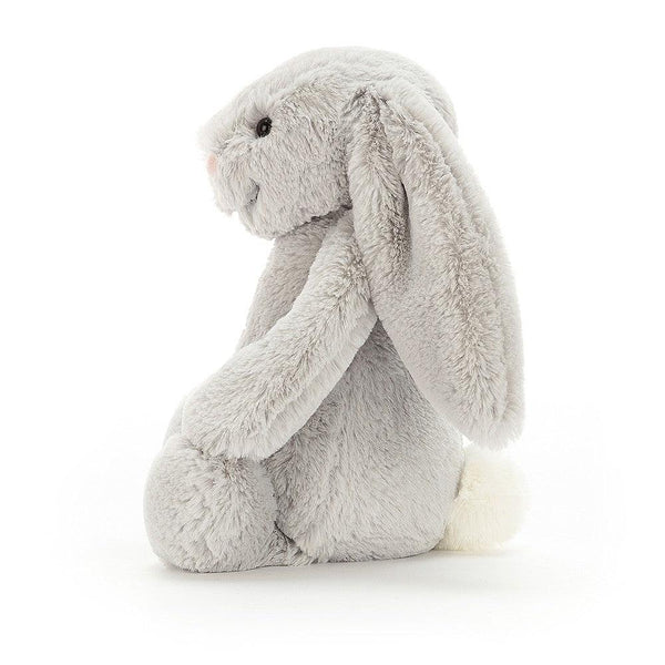 Bashful Bunny Silver-Baby Gifts-Jellycat-Thursford Enterprises Ltd.