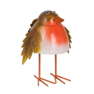Metal Bobbin Robin-Christmas Decoration-Fountasia-Thursford Enterprises Ltd.