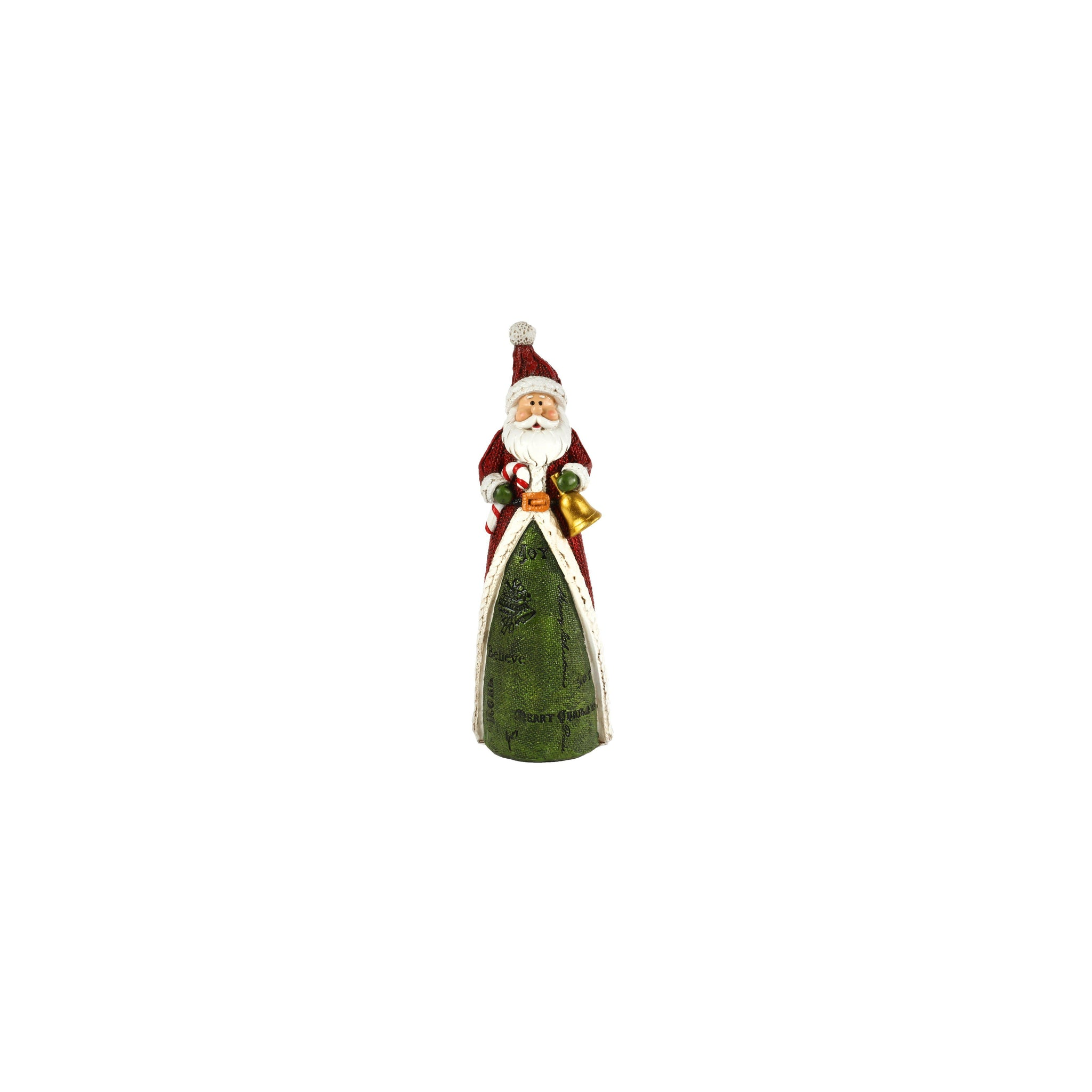 Santa Figure Decoration-Christmas Decoration-Mercer-Thursford Enterprises Ltd.